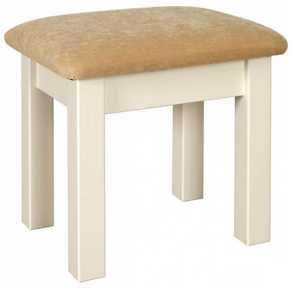 Linton Dressing Table Upholstered Stool