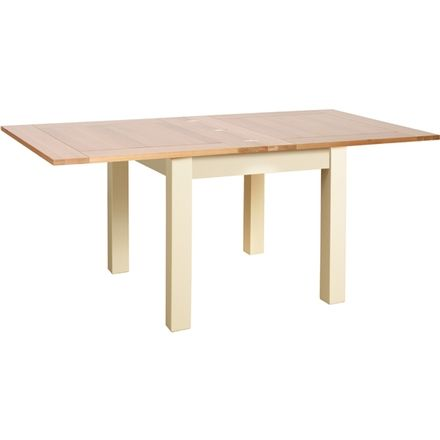 Linton Flip Top Dining Table 3'