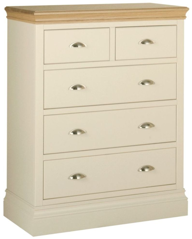 LINTON PAINTED 2/3 JUMPER CHEST